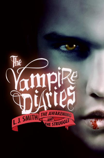 Book TVD The Awakening-and-The-Struggle-by-LJ-Smith