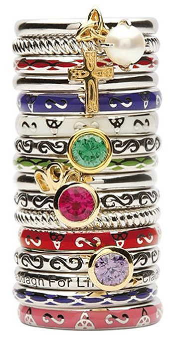 celtic rings stacks 300